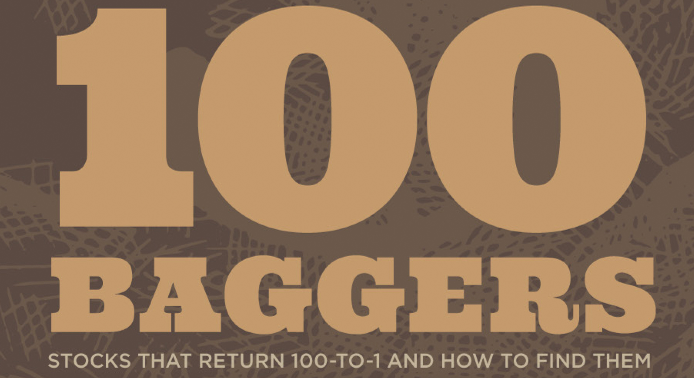 100 Baggers – Christopher Mayer